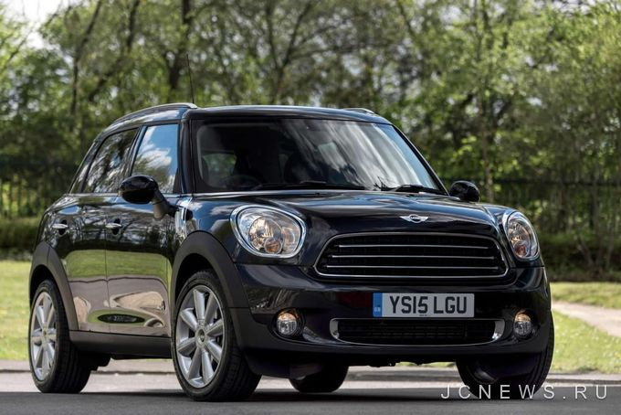 MINI показал Countryman Cooper D ALL4 Business